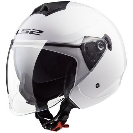 CASCO LS2 OF573 TWISTER II BLANCO