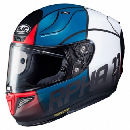 CASCO HJC RPHA11 QUINTAIN MC21