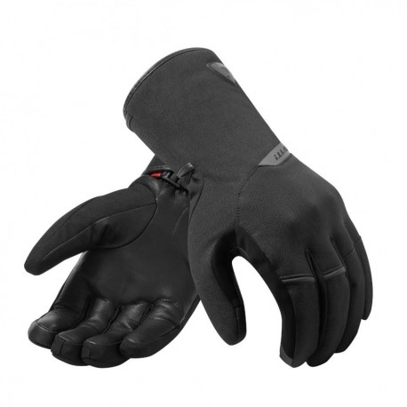 GUANTES REVIT CHEVAK GORETEX NEGRO