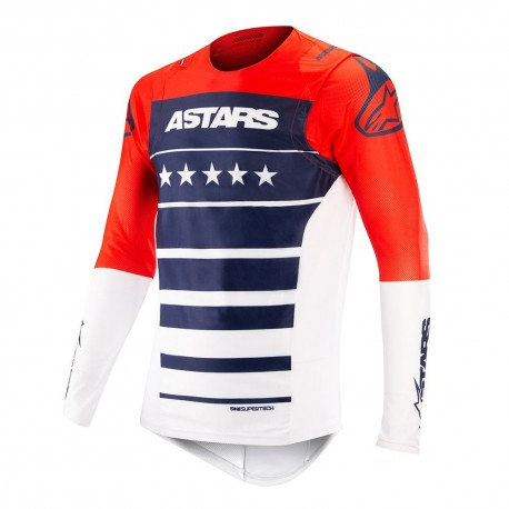 JERSEY ALPINESTARS SUPERTECH UNION 18