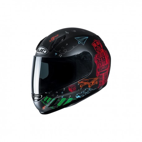 CAPACETE HJC CLY WAZO MC1SF