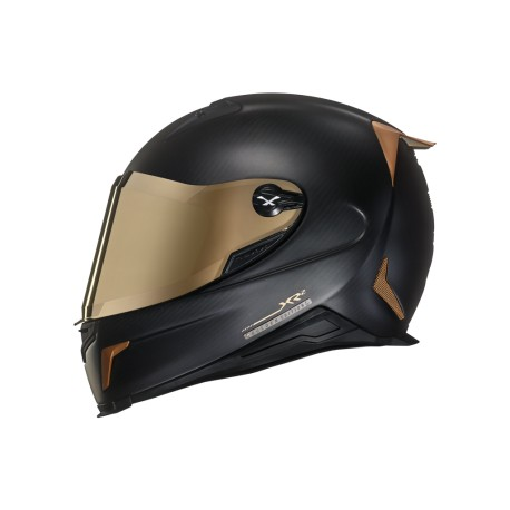 CAPACETE NEXX XR2 GOLDEN EDITION MATE