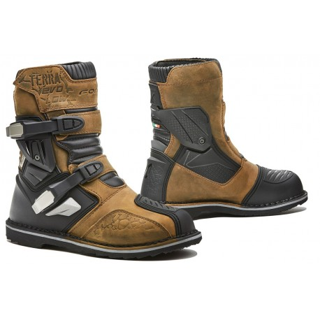 BOTAS FORMA TERRA EVO LOW MARRÓN