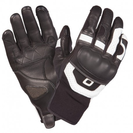 GUANTES QUARTER MILE PACIFIC BLANCO