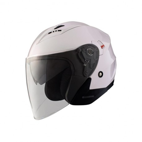 CASCO SHIRO SH-450 TOUR BLANCO