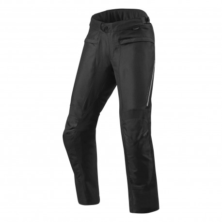 PANTALÓN REVIT FACTOR 4 SHORT NEGRO