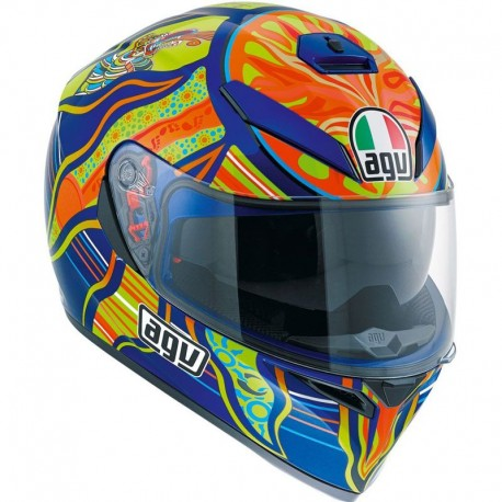 CAPACETE AGV K3 FIVE CONTINENTS