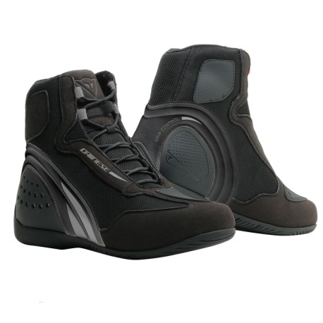 ZAPATILLAS DAINESE MOTORSHOE D1 AIR LADY NEGRO ANTRACITA