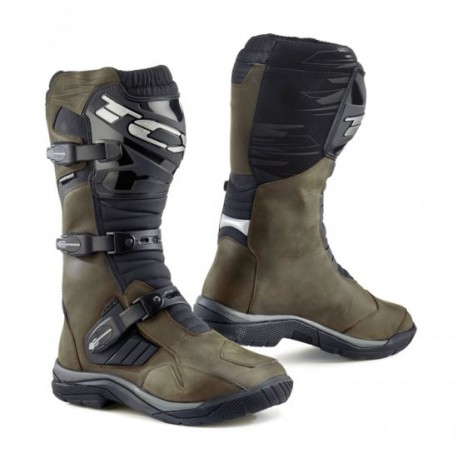 BOTAS TCX BAJA WATERPROOF MARRON
