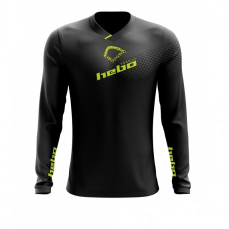 CAMISETA HEBO TRIAL TECH 10 LIMA