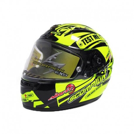 CASCO SCORPION EXO 2000 EVO TEST ME