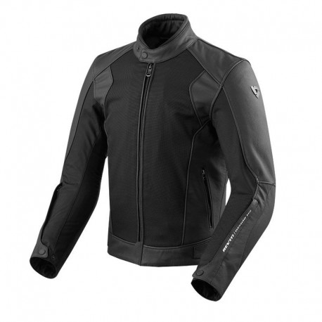 CHAQUETA REVIT IGNITION 3 NEGRO