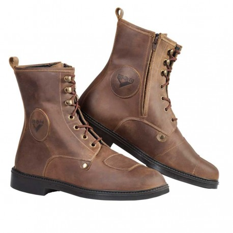 BOTAS BY CITY TROTEN MARRON