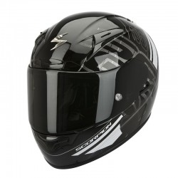 CASCO SCORPION EXO 2000 EVO AIR IPSUM NEGRO BLANCO