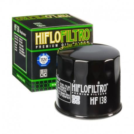FILTRO ÓLEO HIDROFILTRO HF138