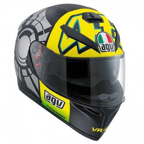CASCO AGV K3 SV WINTER TEST 2012