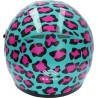 CAPACETE SHIRO SH 600 ANIMAL PRINT