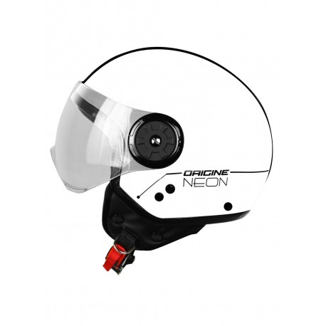 CASCO ORIGINE NEON BLANCO