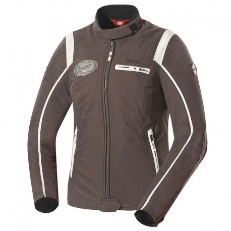 CHAQUETA IXS RIDLEY WOMAN MARRÓN