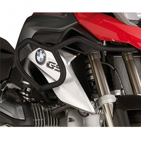 DEFENSAS MOTOR TUBULAR NEGRO R1200GS 13-18