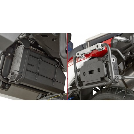 KIT MONTAJE S250 TOOL BOX HONDA
