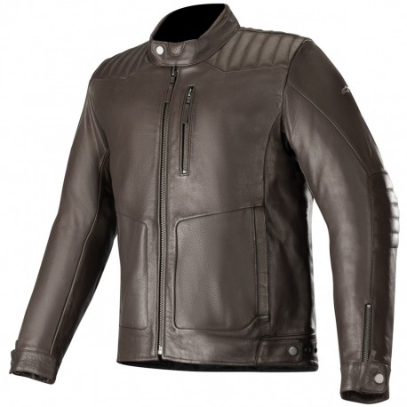 CASACO ALPINESTARS EIGHT CRAZY MARRON