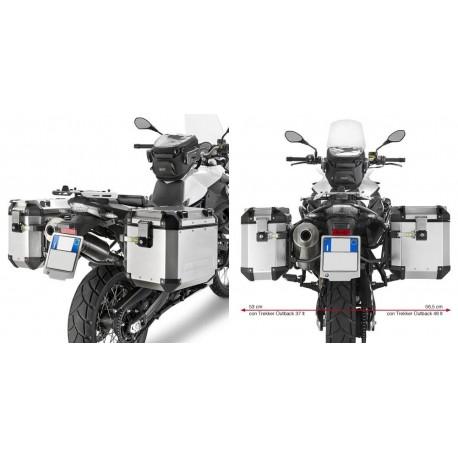 SUPORTE GIVI BMW F GS 650.700.800 08-17