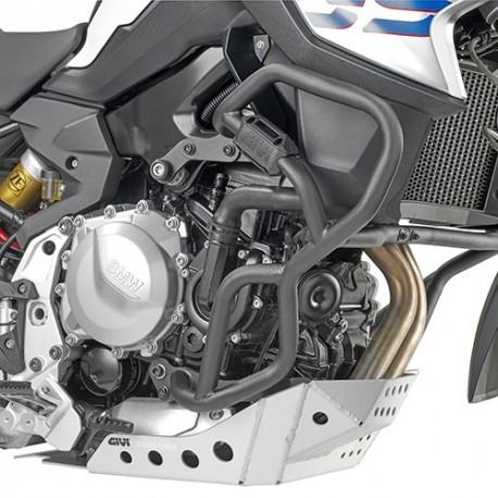 DEFESAS MOTOR BMW PRETO F750GS F850GS