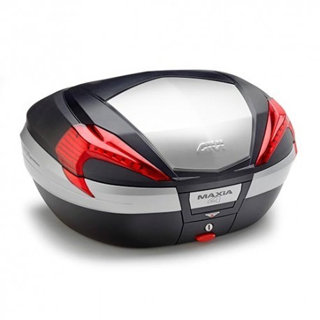 MALA MK 56 LTS V56 MAXIA 4 VERSION PRETO BASE GIVI