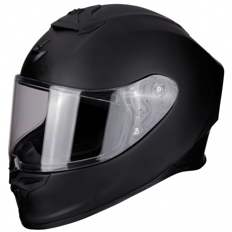 CAPACETE SCORPION EXO R1 AIR PRETO MATE
