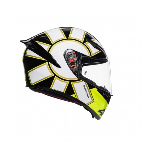 CASCO AGV K1 TOP GOTHIC 46