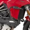 DEFENSAS GIVI MOTOR TUBULAR NEGRO MULTISTRADA 950