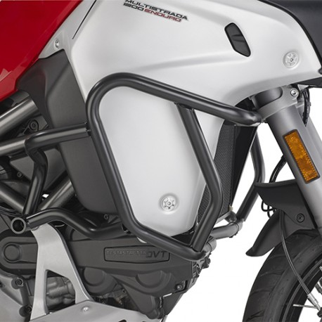 DEFENSAS GIVI MOTOR TUBULAR NEGRO DUCATI ENDURO 1200 16-18