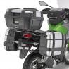 PORTAMALETAS GIVI LATERAL MONOKEY O RETRO FIT VERSYS-X 300