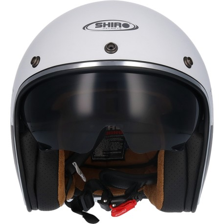 CASCO SHIRO SH 235 BORN BLANCO MATE