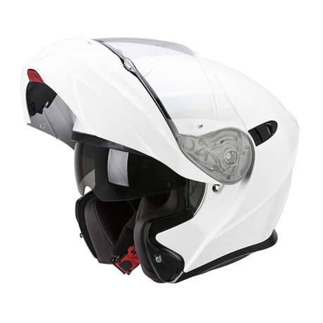 CASCO SCORPION EXO 920 SOLID WHITE