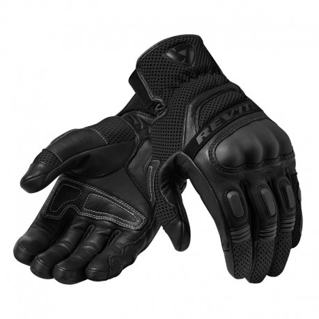 GUANTES REVIT DIRT 3 NEGRO