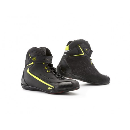 BOTAS SEVENTY DEGREES SD-BC6 URBAN NEGRO AMARILLO FLUOR