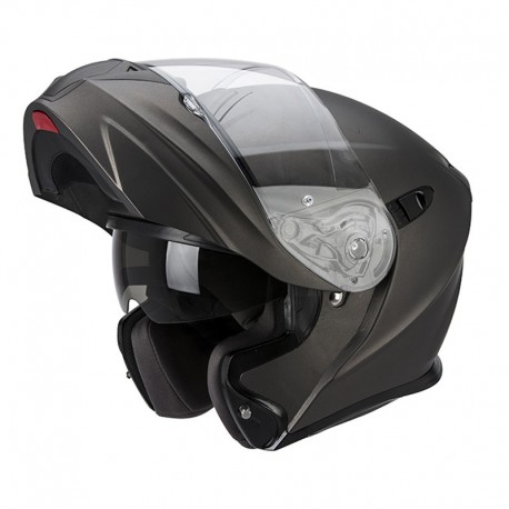 CASCO SCORPION EXO 920 ANTRACTA MATE