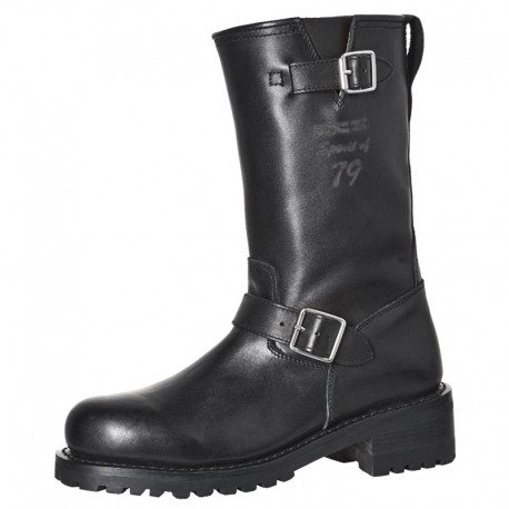 BOTAS IXS ENGINEER NEGRO