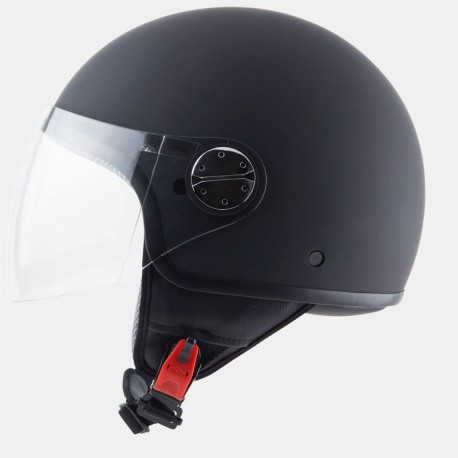 CASCO MT ZYCLO NEGRO MATE