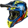 CASCO AIROH AVIATOR 2.3 AMS2 GREAT AZUL CROMO