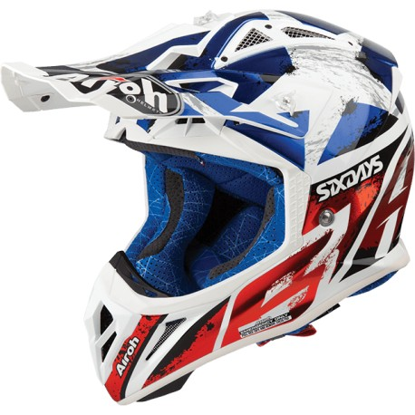 CASCO AIROH AVIATOR 2.3 AMS2 SIX DAYS 2019