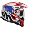 CASCO AIROH COMMANDER CARBONO ROJO
