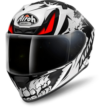 CASCO AIROH VALOR BONE MATE