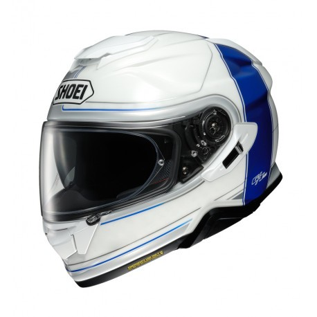 CASCO SHOEI GT AIR 2 CROSSBAR TC2