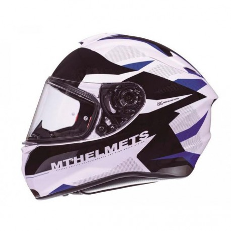 CASCO MT FF106 TARGO ENJOY D7 AZUL