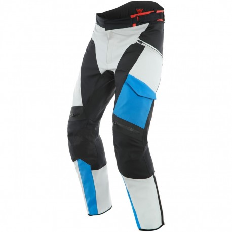 PANTALN DAINESE TONALE DDRY GRIS AZUL NEGRO