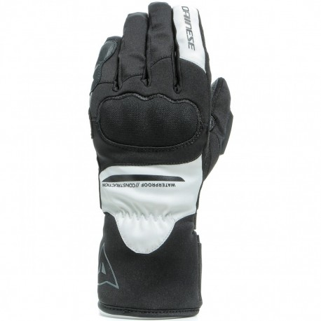 GUANTES DAINESE AURORA LADY DDRY NEGRO BLANCO