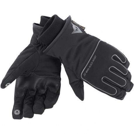 GUANTES DAINESE AURORA LADY DDRY NEGRO